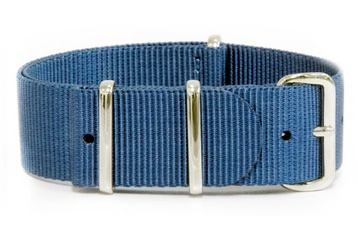 Teal watch strap