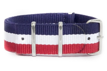 French Flag Watch Strap